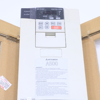 * NEW MITSUBISHI FR-A520-1.5K-TFA AC DRIVE