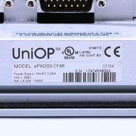 `` UNIOP ePAD03-CF46 CONTROLLER Jr.