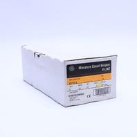 `` NEW QTY. (4) GE V07313 CIRCUIT BREAKER 13AMP 3P 277/480VAC V-LINE C13