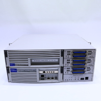 NORTEL BCM400 BUSINESS COMMUNICATION MANAGER W/ 3 DCM 32+ CARDS