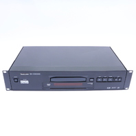 TASCAM DV-D6500 DVD PLAYER