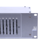 RANE GE 14 GRAPHIC EQUALIZER