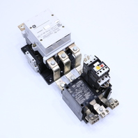 * GE CK95BE300 CONTACOTR 110V W/ RT4LP KM5EJ BCLL11