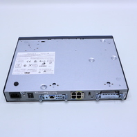 CISCO 1841 INTEGRATED SERVICES ROUTER 100-240VAC W/ 32MB CARD
