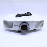 EPSON POWERLITE 4300 LCD PROJECTOR H379A 1086 LAMP HOURS 1086