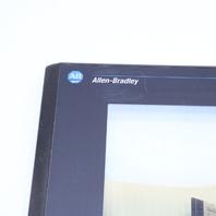ALLEN BRADLEY A77144-168-52 TOUCH SCREEN BEZEL PANELVIEW1000