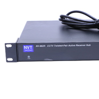 NVT NV-862R CCTC TWISTED-PAIR ACTIVE RECEIVER HUB