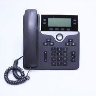 CISCO CP-7841 VoIP BUSINESS OFFICE SPEAKER PHONE