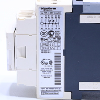 LOT OF (2) SCHNEIDER ELECTRIC CAD32 RELAY 600V 10AMP 24VDC COIL