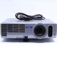 EPSON EMP-835 LCD PROJECTOR 284 LAMP HOURS