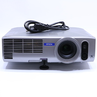 EPSON EMP-835 LCD PROJECTOR 1384 LAMP HOURS