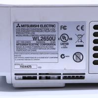 MITSUBISHI WL2650U LCD PROJECTOR
