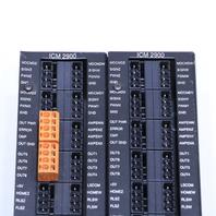 2 X GALIL ICM 2900 I/O MODULES