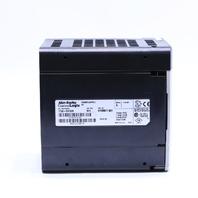 ALLEN BRADLEY 1756-PA72/B CONTROLLOGIX AC POWER SUPPLY