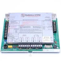 RADIONICS D7212 DIGITAL ALARM COMMUNICATOR TRANSMITTER