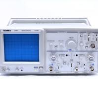 TENMA 72-6800 20 MHz 2-CHANNEL OSCILLOSCOPE