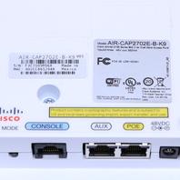 CISCO AIR-CAP2702E-B-K9 802.11AC DUAL BAND WIRELESS ACCESS POINT