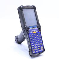 BARTEC MC9090 17-A1390GK0HJEFA600 BARCODE SCANNER