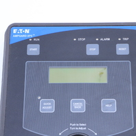 EATON 87C1087G03 XP3 SDM STARTER DISPLAY MODULE .02AMP115-125VAC 47-65HZ