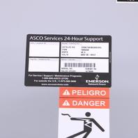 `` ASCO 30A 480V 60HZ 3PH TRANSFER SWITCH D03ATSA30030NGXL