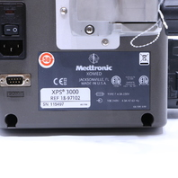 * MEDTRONIC XOMED XPS 3000 18-971-02 DOUBLE IRRIGATION CONSOLE
