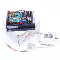 * NEW KB KBCC-125 9936 CHASSIS DC DRIVE 1.5HP 115VAC 50/60HZ 16A 24A