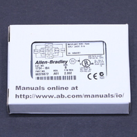 * NEW ALLEN BRADLEY 1734-IB4 INPUT MODULE 4 POINT DIGITAL 24 VDC