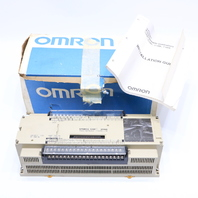* NEW OMRON C60K-CDT1-D PROGRAMMABLE CONTROLLER