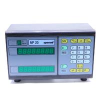ISKRA TELA SPERONI NP 20 BK 110V DIGITAL READOUT CONTROLLER