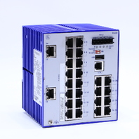 HIRSCHMANN RS30 RS30-2402T1T1SDAEHH07.1.01 ETHERNET SWITCH