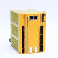 PILZ PNOZ m1p ETH 773103 SAFTEY RELAY 6AMP 24VDC 9.0-28WATT