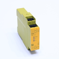 PILZ PNOZ E1.1P 24VDC 2 SO 774133 SAFETY RELAY