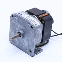 * REX ENGINEERING E69477 CLASS B AC GEAR MOTOR 115V 60Hz