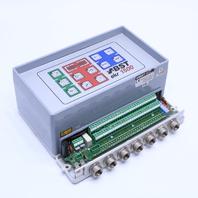 BST EKR 1500 C 308-02 PROFIBUS COMMANDER CONTROLLER COMBI WEB GUIDING 115/230VAC 50/60HZ