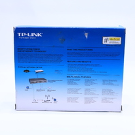 NEW TP-LINK TL-SF1008P 8-PORT 10/100M DESKTOP SWITCH W/ 4 PoE PORT