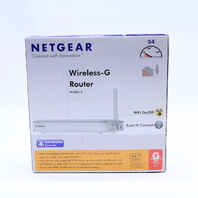NEW NETGEAR WGR614 WIRELESS-G ROUTER