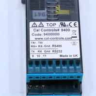 CAL CONTROLS 940000000 9400 DRIVER / RELAY