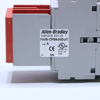 ALLEN BRADLEY 700S-CFB620DJC RELAY SAFETY CONTROL COMPLETE DEVICE