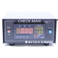 FUJI CHECK MAN CM-5 PRESSURE TESTER DISPLAY