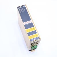 MOOG 150-201D-02 POWER SUPPLY IP 50AMP 3PH 220VAC 50/60HZ