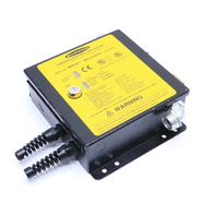 BANNER ENGINEERING MSCA-1 MINI-SCREEN CONTROL BOX