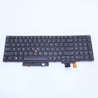Genuine IBM Lenovo Back-Lit Keyboard 01ER541 TACBL-105US
