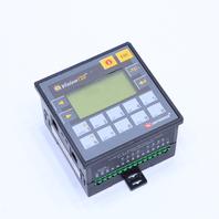 UNITRONICS VISION 120 V120-22-RA22 PROGRAMMABLE LOGIC CONTROLLER