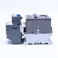 ABB A75-30 CONTACTOR 125 AMP 3 POLE 50/60 HZ 110/120 VAC