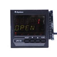 DYNISCO UPR 700 UPR700-1-2-3 PROCESS CONTROLLER
