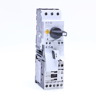 EATON PKZM0-4 XTPR004BC1 STARTER XTCE009B10 CONTACTOR 110-120V