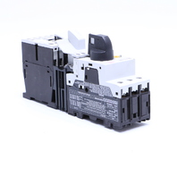 EATON XTPRP16BC1 STARTER DIL M7-10 XTCE007B10 CONTACTOR 110-120V