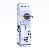 EATON PKZM0-1 XTPR001BC1 STARTER XTCE007B10 CONTACTOR 24V