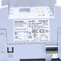'' ALLEN BRADLEY 2080-LC50-24QWB SER A FW 8.011 MICRO830 PROGRAMMABLE CONTROLLER