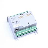'' ALLEN BRADLEY 2080-LC20-20QWBR SER A FW 6.012 MICRO820 PROGRAMMABLE CONTROLLER